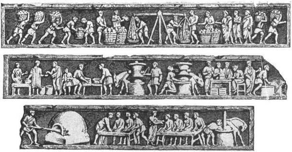 История появления макаронных изделий. Происхождение. 1