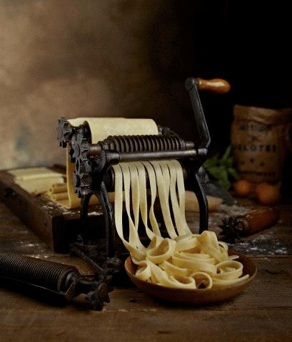 История появления макаронных изделий. Распространение. 5