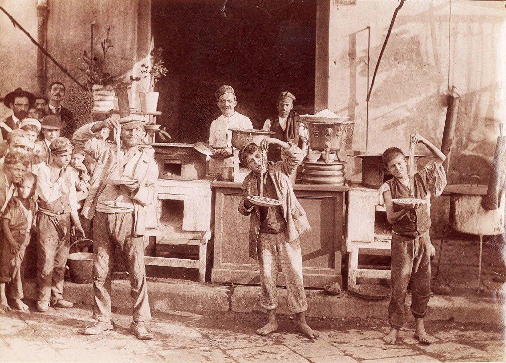 История появления макарон. Мифы и легенды 3