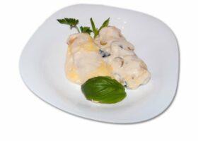 суп сырный с кальмарами рецепт с фото