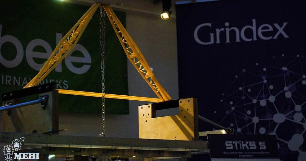Мосты из макарон. Соревнования по строительству. 5