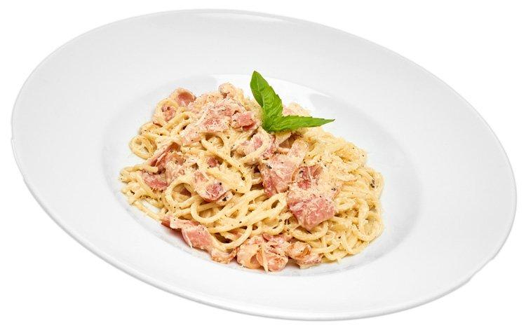 Спагетти карбонара. Пошаговый рецепт