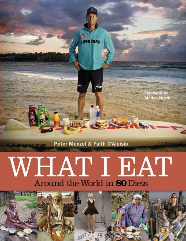 """Фотопроект """"Что я ем: вокруг света за 80 приемов пищи"""" 1"""