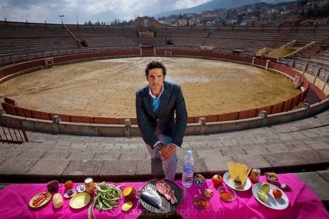 """Фотопроект """"Что я ем: вокруг света за 80 приемов пищи"""" 11"""
