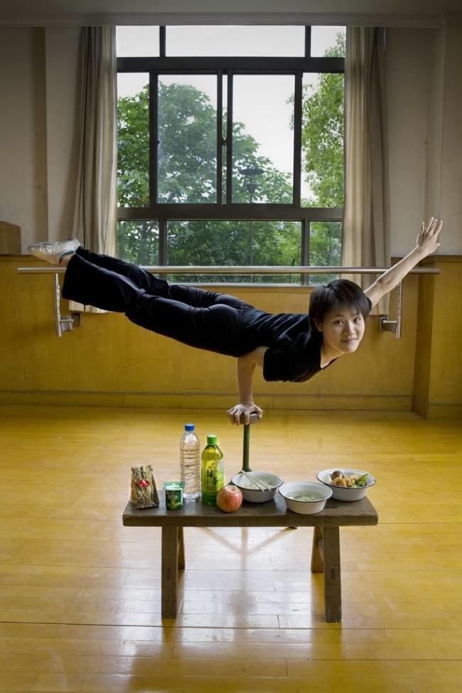 """Фотопроект """"Что я ем: вокруг света за 80 приемов пищи"""" 12"""