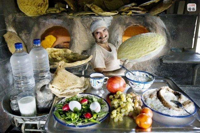 """Фотопроект """"Что я ем: вокруг света за 80 приемов пищи"""" 13"""