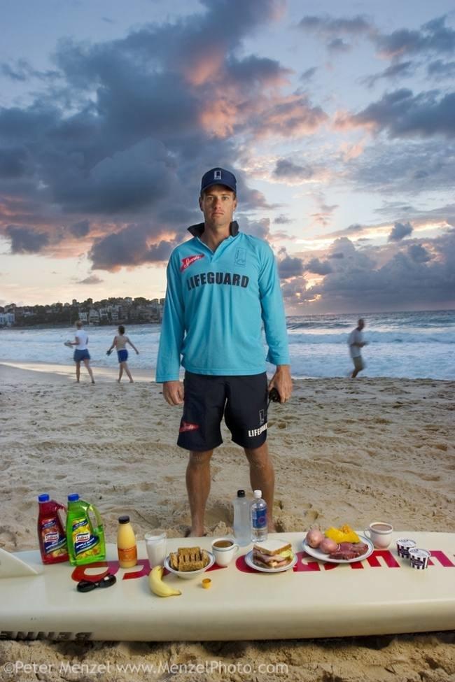 """Фотопроект """"Что я ем: вокруг света за 80 приемов пищи"""" 3"""