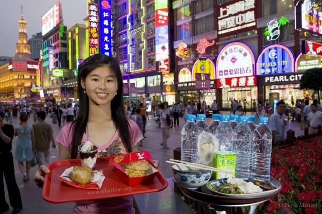 """Фотопроект """"Что я ем: вокруг света за 80 приемов пищи"""" 4"""