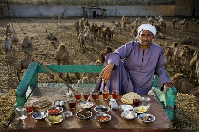 """Фотопроект """"Что я ем: вокруг света за 80 приемов пищи"""" 5"""