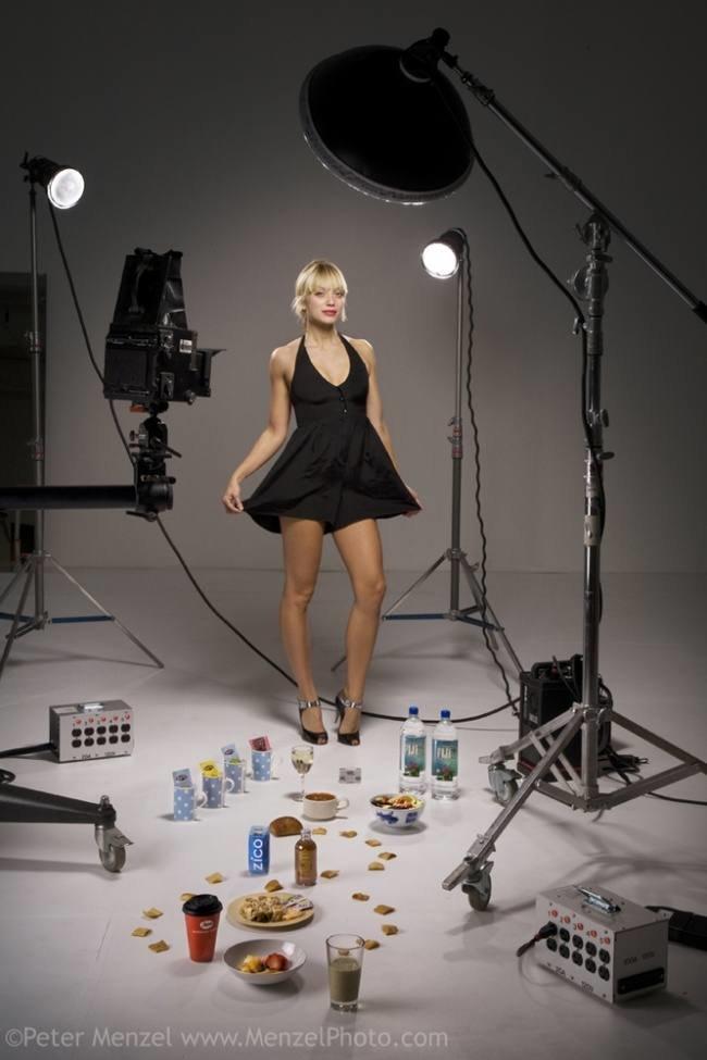 """Фотопроект """"Что я ем: вокруг света за 80 приемов пищи"""" 10"""