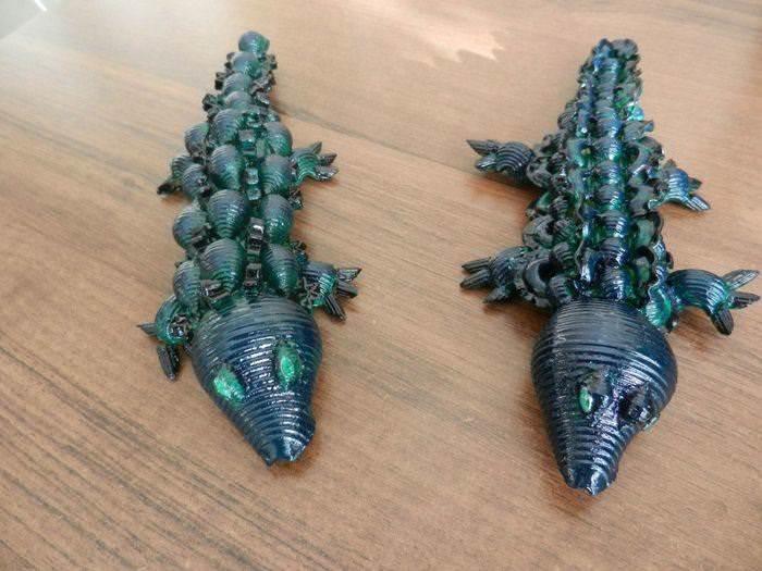 Поделки и сувениры из макарон. 1 часть. 16