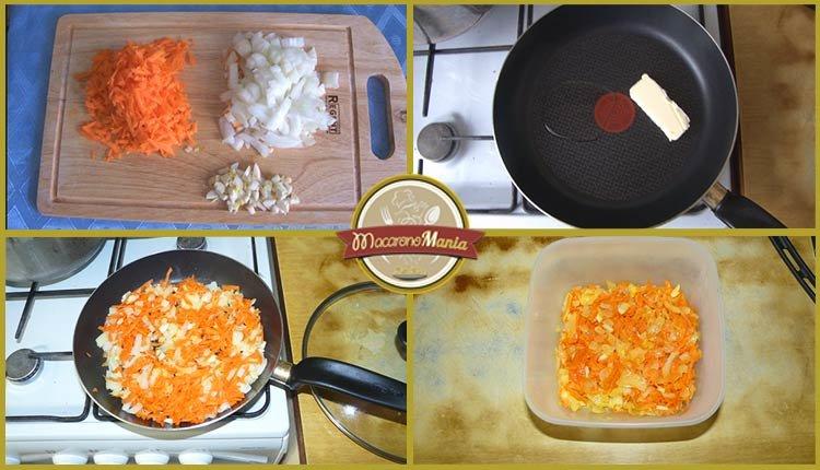 Спагетти болоньезе. Пошаговое приготовление. Шаг 1