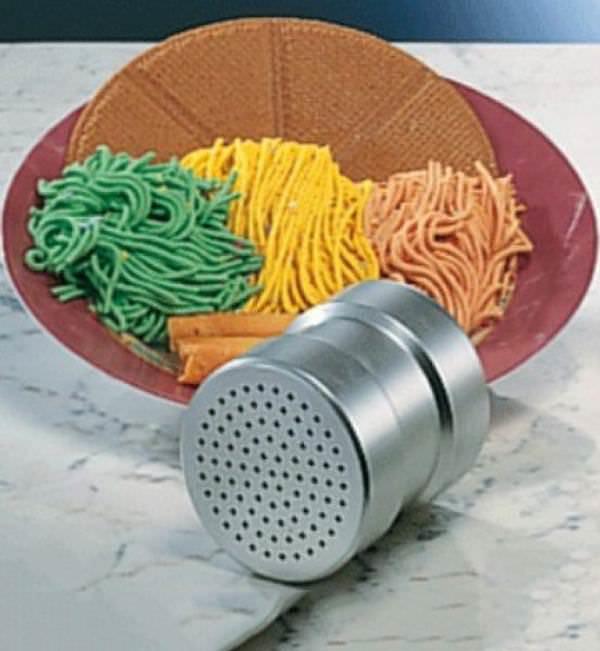 Spaghetti Ice Cream. Айс спагетти - мороженное спагетти 9