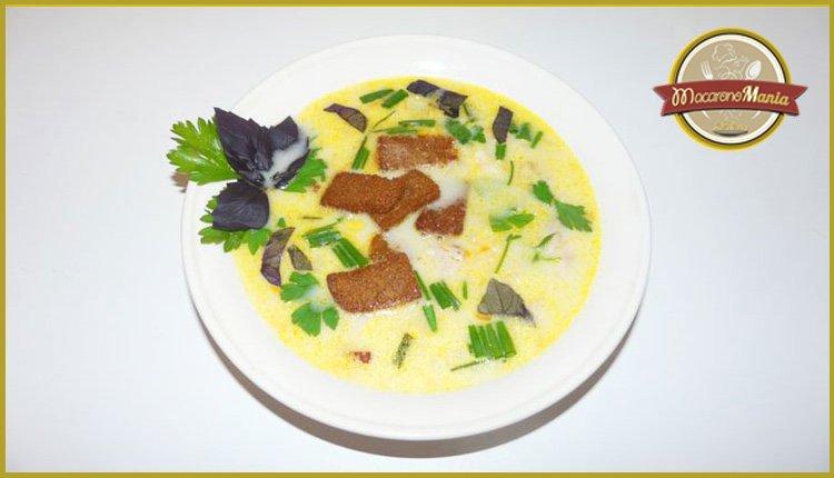 куриный суп с картошкой и морковью рецепт