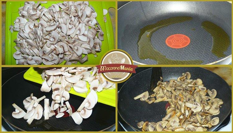Тимбаль или пирог из макарон. Пошаговый рецепт. Шаг 1