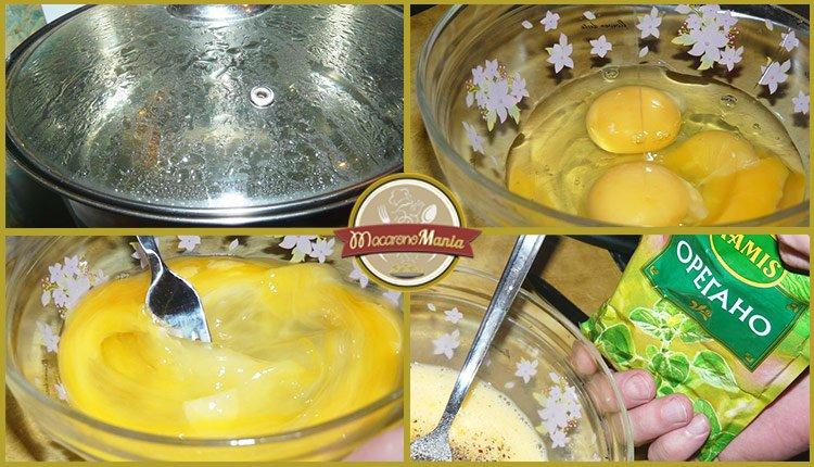 Тимбаль или пирог из макарон. Пошаговый рецепт. Шаг 3