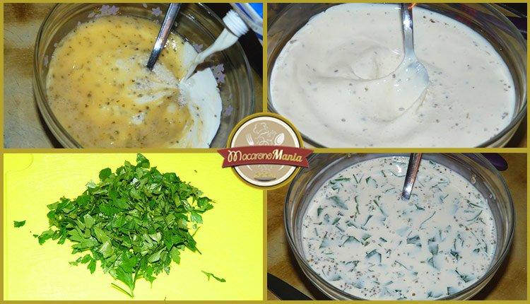 Тимбаль или пирог из макарон. Пошаговый рецепт. Шаг 4