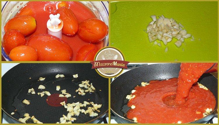 Макароны с фасолью и индейкой в томатном соусе. Пошаговый рецепт. Шаг 2