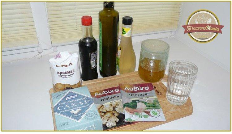 Рецепт соуса терияки в домашних условиях для курицы 941