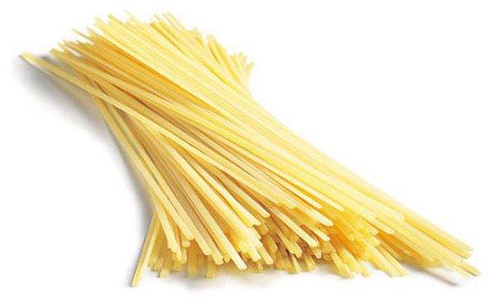 Длинные макароны. Баветте (итал. Bavette)