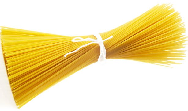 Длинные макароны. Спагетти (итал. Spaghetti).