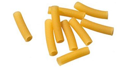Короткие макароны. Маккерони (итал. Maccheroni).