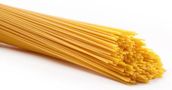 Длинные макароны. Спагеттини (итал. Spaghettini).