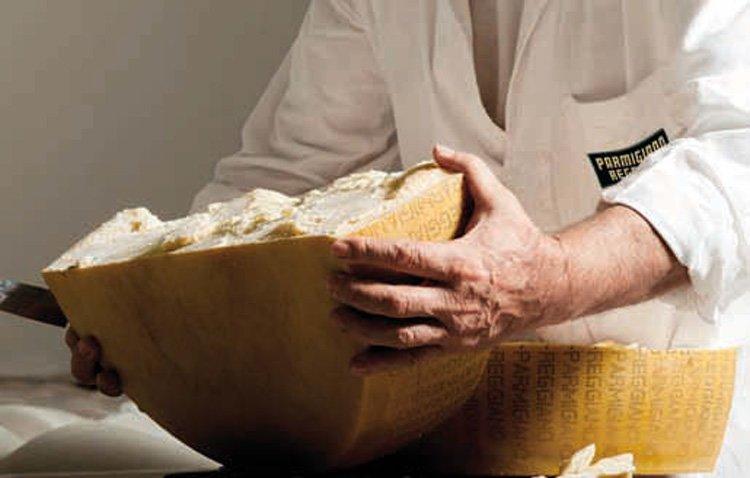Факты о сыре пармезан