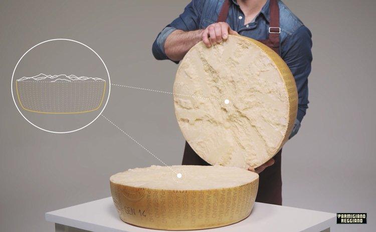 Польза и вред пармезана. Parmigiano-Reggiano не содержит лактозу