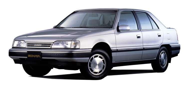 Hyundai Sonata 1988