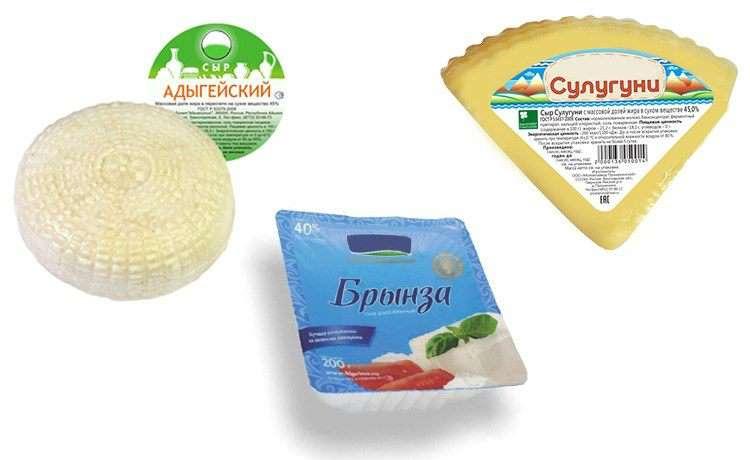 моцареллу можно заменить на адыгейский сыр, слабосоленую брынзу или грузинский сулугуни.