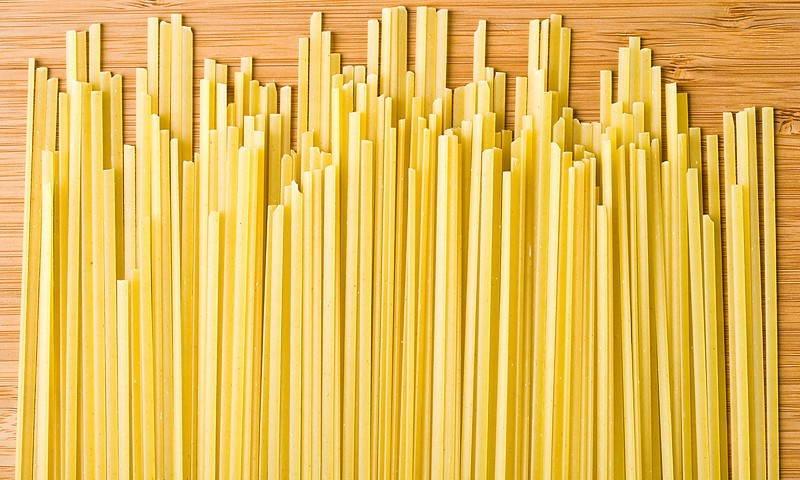 Самым предпочитаемым видом макаронных изделий в России являются спагетти