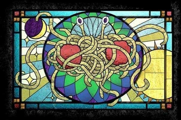 Пастафарианство и Церковь Макаронного Монстра 2