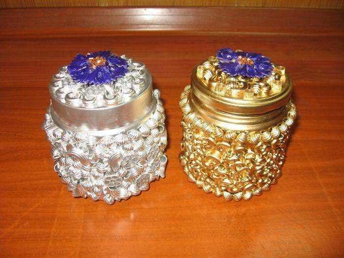 Поделки и сувениры из макарон. 1 часть. 15