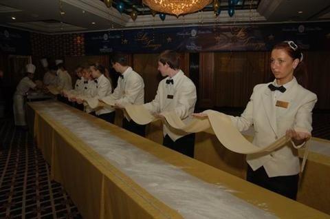 Самая длинная паста 1