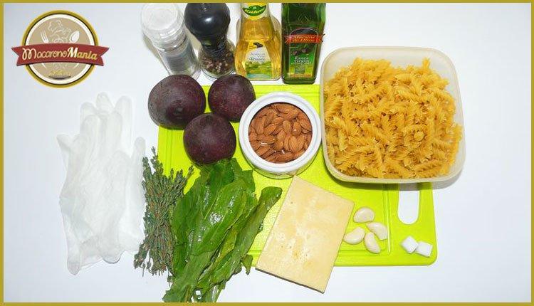 Паста с песто из грецких орехов, пошаговый рецепт с фото
