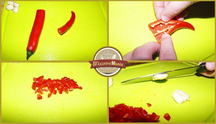 Паста с кабачком (цукини) в томатном соусе от Энрико Карузо. Пошаговый рецепт. Шаг 1