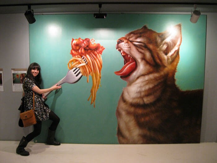 Спагетти кот (Spaghetti Cat) 12
