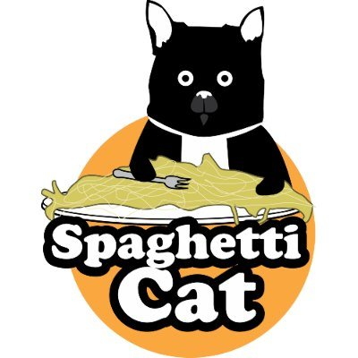 Спагетти кот (Spaghetti Cat) 2