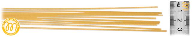 Паста капеллини. Фото. Capellini pasta. Foto