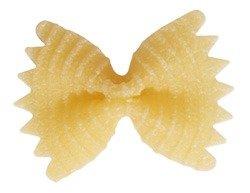 Фарфалле ригате (итал. farfalle rigate, в переводе «полосатые бабочки»)