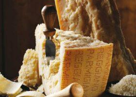 Пармезан - уникальный сыр Италии. История сыра Пармиджано-Реджано и его производство