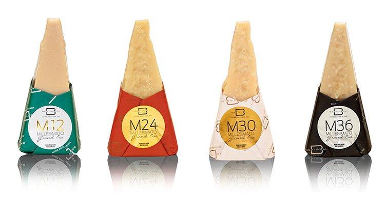 Сорта или виды пармезана. Описание сыра Parmigiano Reggiano и разделение по месяцам