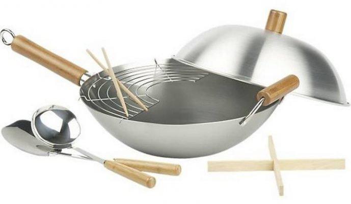 вок – универсальный помощник на кухне