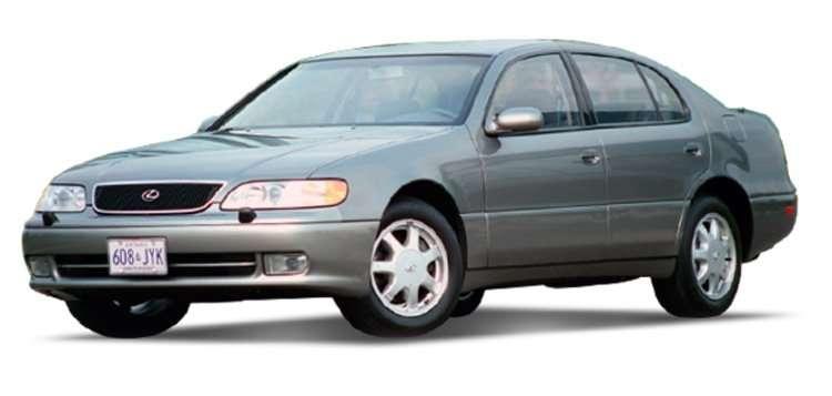 Lexus GS 1993