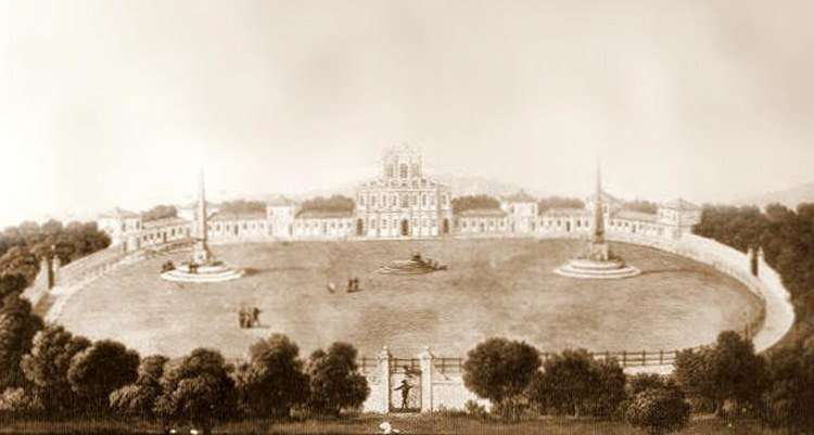 Королевский дворец Кардитело (итал. Reggia di Carditello)