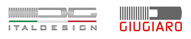 italdesign and gugiaro logo