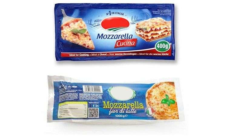 Моцарелла для пиццы или лазаньи
