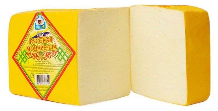 Русская моцарелла Производство сыра моцарелла в России.