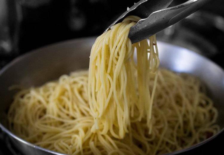 проверить качество макарон и у себя дома, когда уже купили их.